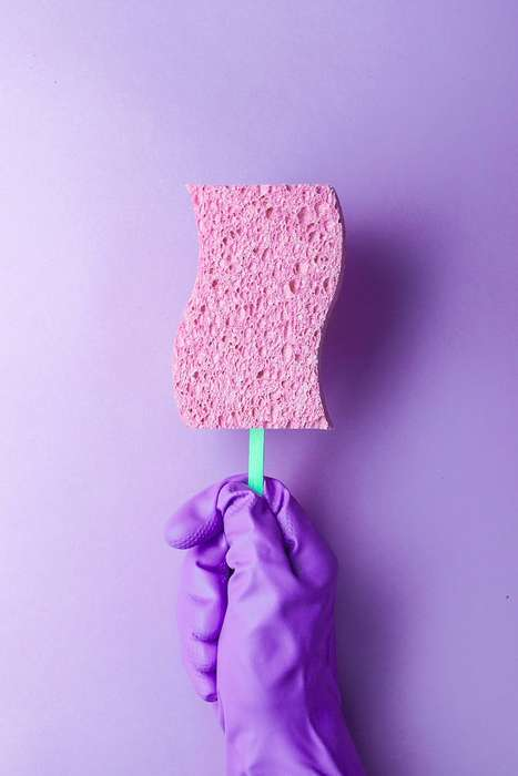 Cleaning Product Art Compositions