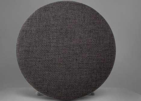 Spherical Bluetooth Speakers