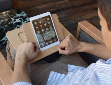 Functional Lap Tablet Docks