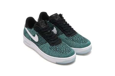 Lightweight Jade Sneakers