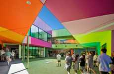 Geometric Rainbow Architecure