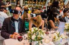 Charity Ball VR Presentations - The Charity Water VR Was Presented at Its Annual Black-Tie Gala