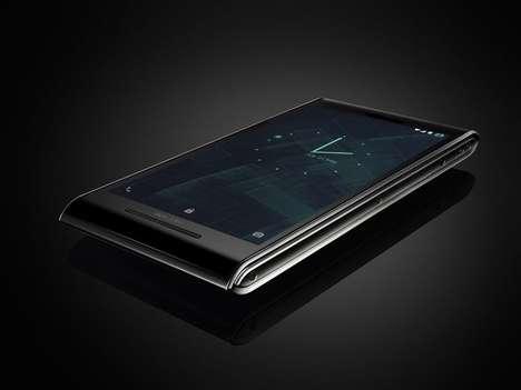 Sleek Ultra-Secure Smartphones
