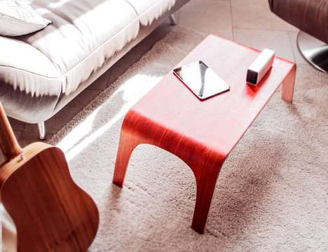 Multifunctional Lightweight Tables