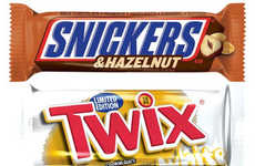 Remixed Candy Bar Flavors