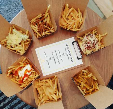 French Fry-Only Restaurants
