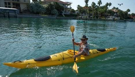 Modular Plastic Kayaks