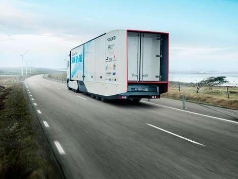 Eco-Friendly Truck Concepts