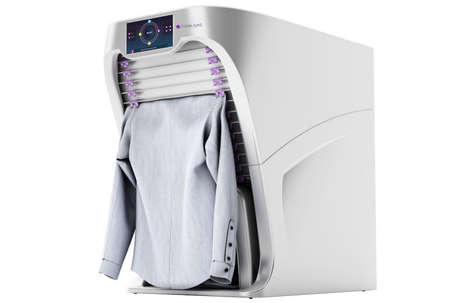 Laundry-Folding Machines