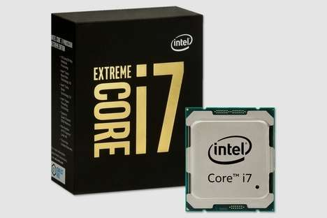 Powerful Ten-Core Processors