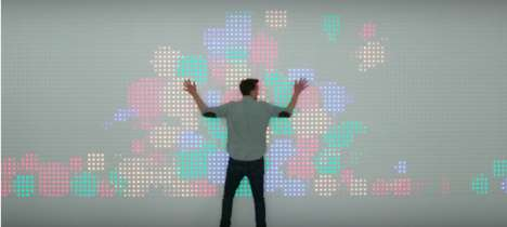 Open-Source Interactive Displays - Google Released Information Programming Interactive Displays