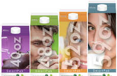 Household Size-Accommodating Packaging - Evergreen Packaging Has Introduced New SmartPak Cartons