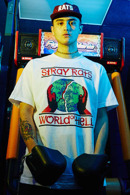Disney Streetwear Looks - Stray Rats' New Line Incorporates Multiple Pop Culture Influences