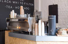 Zero Waste Cafes - 'Silo' is a Brighton Cafe That Uses Package-Free Produce and Beans