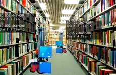 Book-Organizing Robots - The 'AuRoSS' Library Cataloguing Robot Could Help Keep Libraries Organized