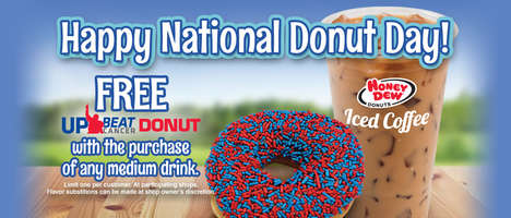 Charitable Donut Promotions