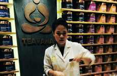 Branded Ready-to-Drink Teas - This Coffee Chain is Launching a Bottled Version of Its Teavana Teas