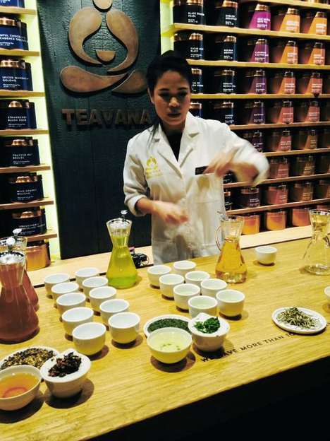 Branded Ready-to-Drink Teas