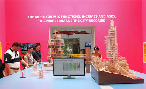 Sustainable Housing Exhibits