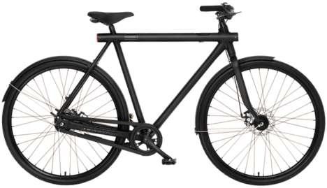 Anti-Theft Smart Bikes