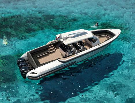 Multifunctional Activity Yachts