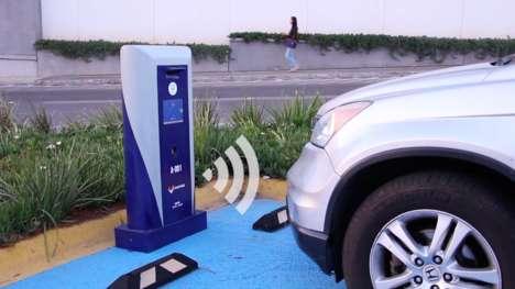 Parking Spot Sensors