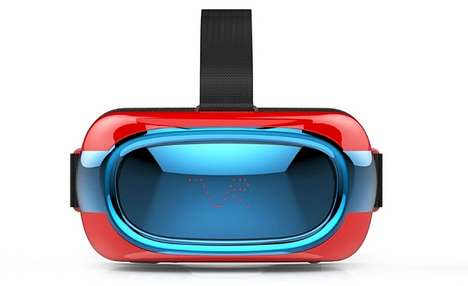 Untethered VR Headsets