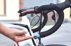 GPS-Enabled Bicycle Locks