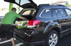 Rideshare Grocery Deliveries - Walmart Will Deliver Groceries to Customers via Uber, Deliv and Lyft