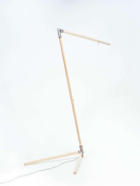 Minimalist Packable Lamps