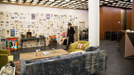Pivoting Co-Living Lodging - The WeLive Hotel Now Offers Nightly Stays in Manhattan