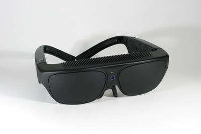 Low-Vision Eyeglasses