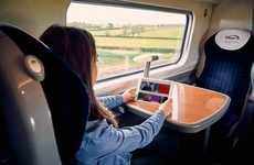 Train Travel Streaming Apps - The Virgin Trains 'BEAM' App Lets Passengers Watch Content for Free
