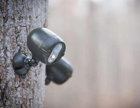 Wireless Outdoor Security Lights