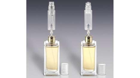 Refillable Travel Perfumes