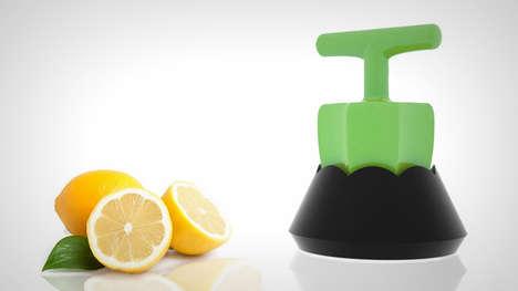 User-Friendly Lemon Juicers