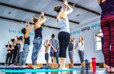 Infrared Yoga Studios - Poe Yoga's Hot Yoga Classes Offer Clean Heat with FAR Infrared Heating
