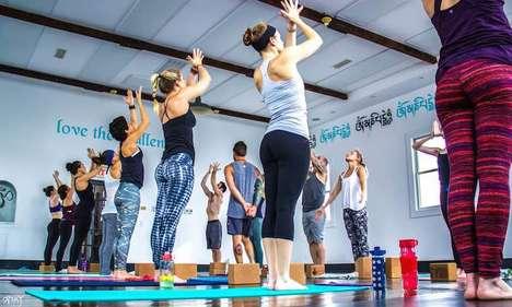 Infrared Yoga Studios