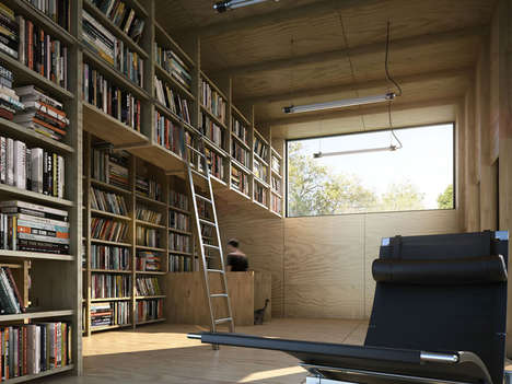 Converted Garage Libraries