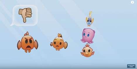 Promotional Disney Emojis
