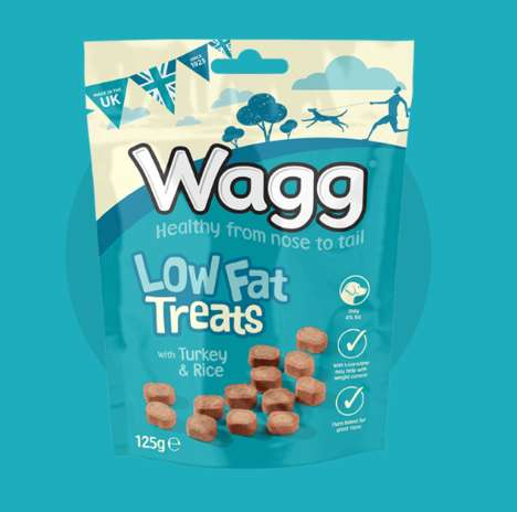 Low-Fat Dog Treats