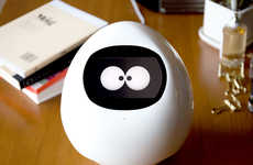 Adorable Egg-Shaped Robots