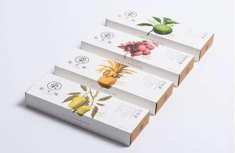 Exotic Pie Packaging