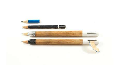 Self-Sharpening Pencils
