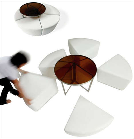 Outdoor Wedge Seating Solutions
