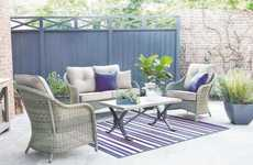 Tuscan Design Outdoor Furniture - The Debbie Travis Outdoor Furniture Collection is Comfortably Chic