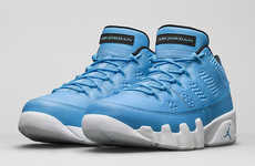 Retro Sneaker Reboots - The Air Jordan 9 University Blue is Set to Make a Comeback from the 90s