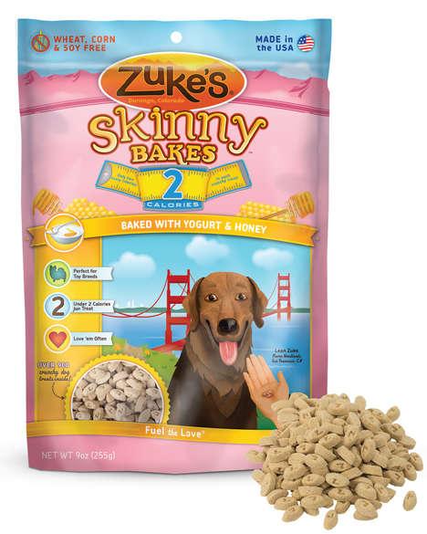 Low-Calorie Dog Treats