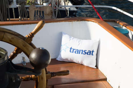 Croatian-Themed Sailing Events - This Air Transat Event Celebrated the New Direct Flight to Zagreb