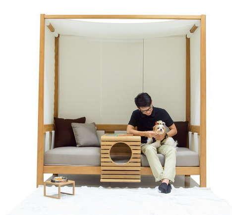 Pet-Friendly Outdoor Furniture